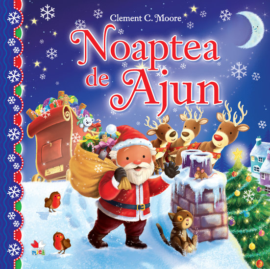 Noaptea De Ajun - cover