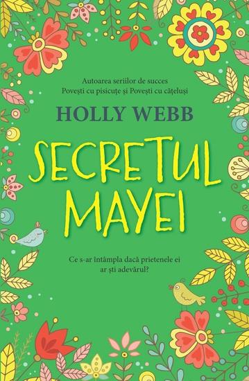 Secretul Mayei - cover
