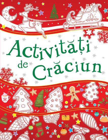 Activitati De Craciun - cover