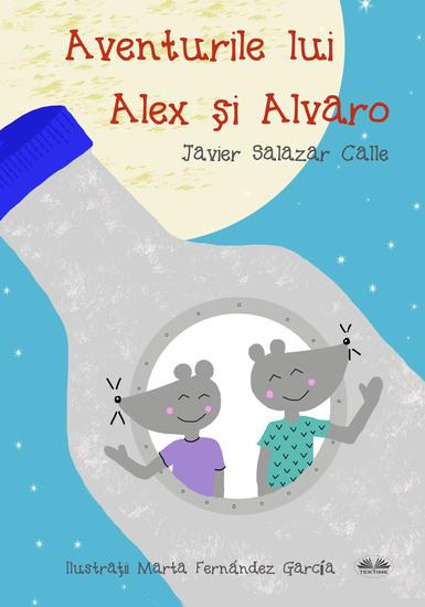 Aventurile Lui Alex Și Alvaro - cover