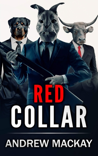 Red Collar - The Explosive Crime Thriller - cover