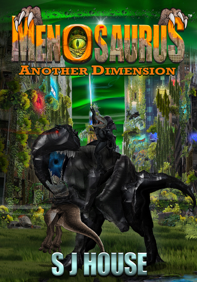 MenoSaurus - Another Dimension - cover