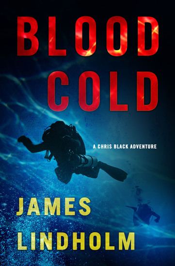 Blood Cold - A Chris Black Adventure - cover