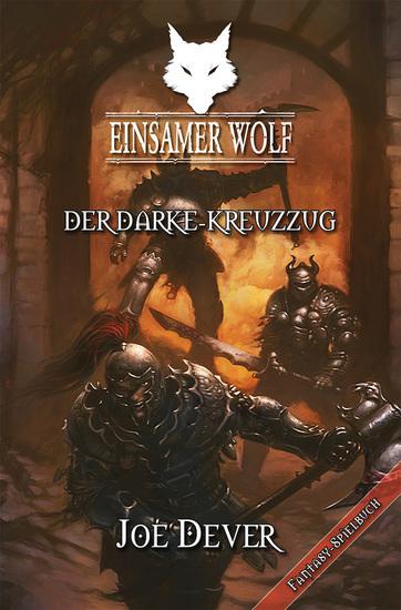 Einsamer Wolf 15 - Der Darke Kreuzzug - cover