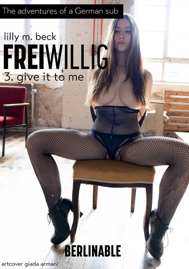 FreiWillig - Episode 3 - Give It To Me - cover