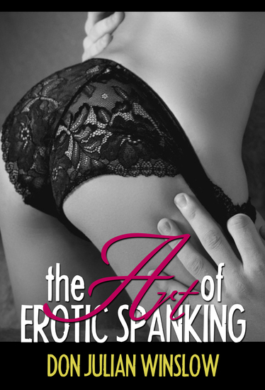 The Art of Erotic Spanking - cover