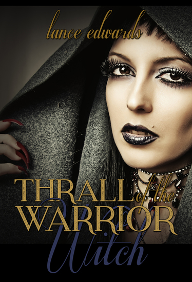 Thrall of the Warrior Witch - cover