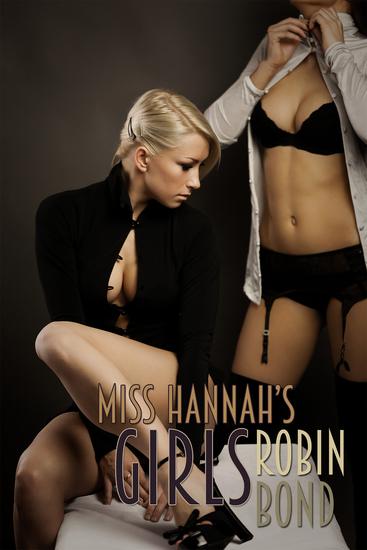 Miss Hannah's Girls - cover