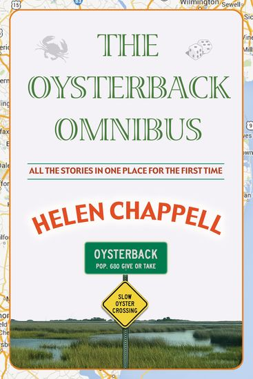 The Oysterback Omnibus - cover