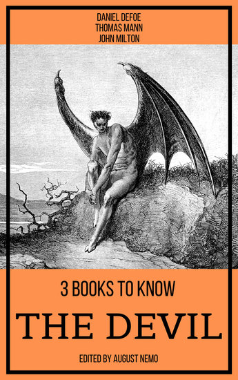 3 books to know The Devil - cover