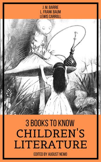 3 books to know Children's Literature - cover