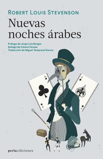 Nuevas noches árabes - cover