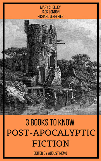 3 books to know Post-apocalyptic fiction - cover