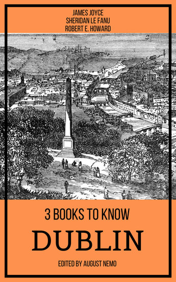 3 books to know Dublin - cover