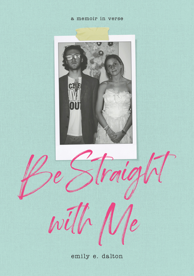 Be Straight with Me - cover