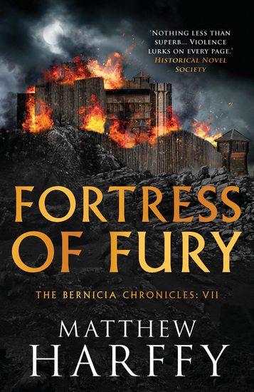 Fortress of Fury - An unputdownable historical fiction series - cover