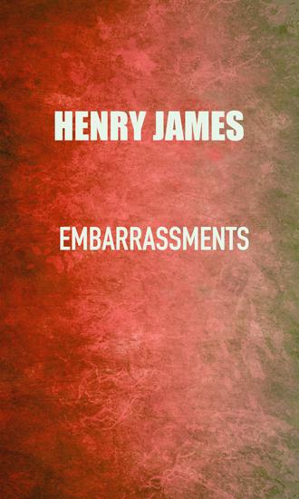 Embarrassments - cover