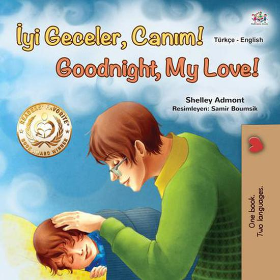İyi Geceler Canım! Goodnight My Love! - Turkish English Bilingual Collection - cover