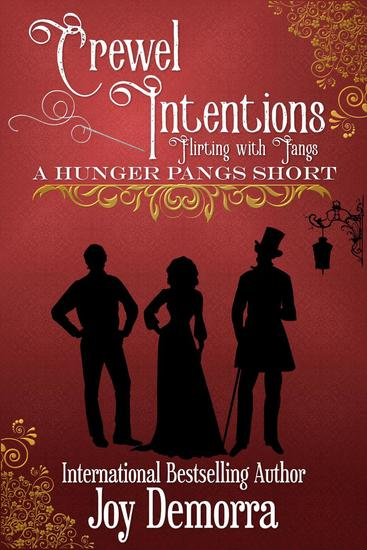 Crewel Intentions: Flirting with Fangs - cover