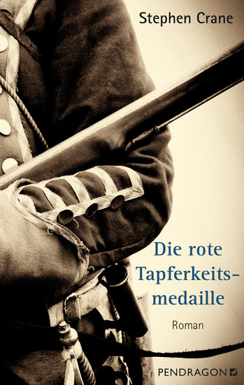 Die rote Tapferkeitsmedaille - Roman - cover
