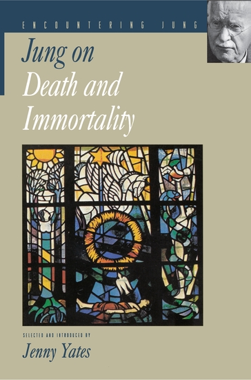 Jung on Death and Immortality - cover
