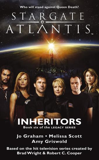 STARGATE ATLANTIS Inheritors (Legacy book 6) - cover