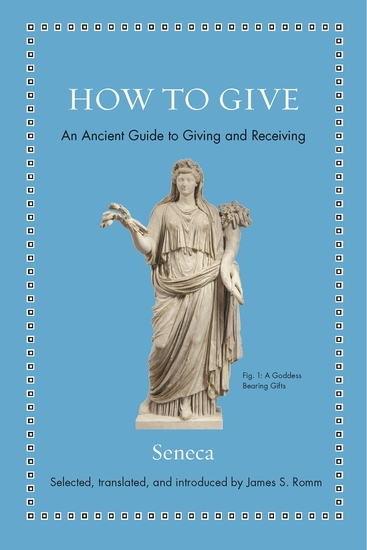 How to Give - An Ancient Guide to Giving and Receiving - cover