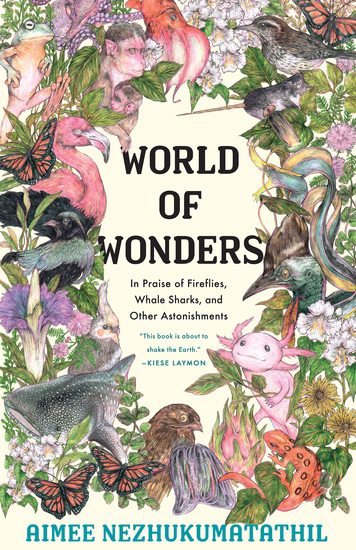 World of Wonders - In Praise of Fireflies Whale Sharks and Other Astonishments - cover