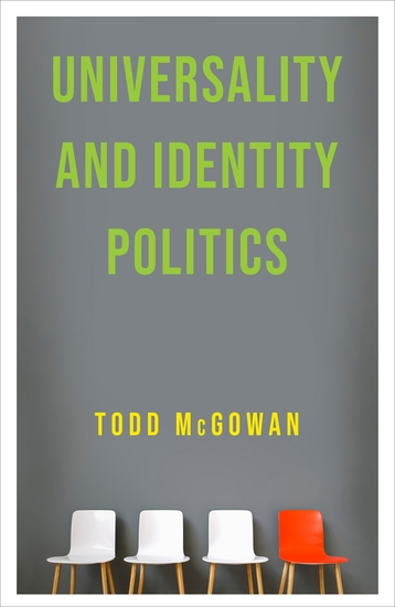 Universality and Identity Politics - cover