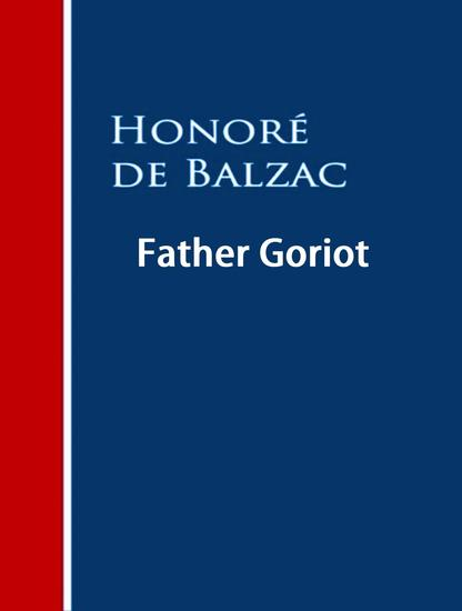 Father Goriot - cover
