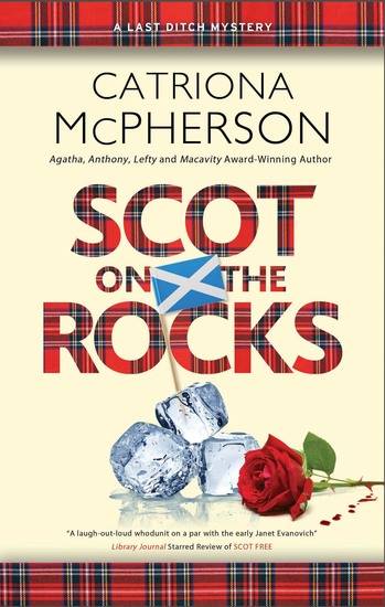 Scot on the Rocks - cover