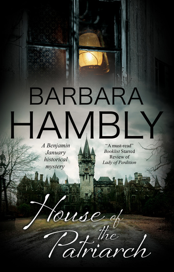 House of the Patriarch The - cover