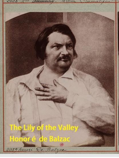 The Lily of the Valley - cover
