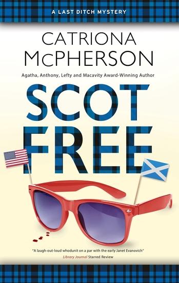 Scot Free - cover