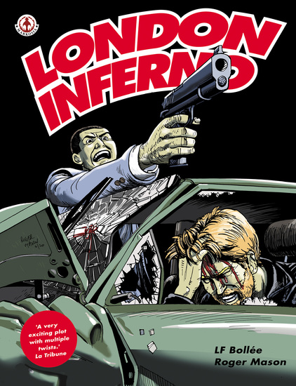 London Inferno - cover