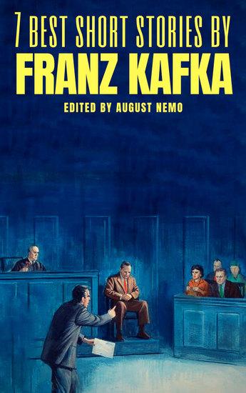 7 best short stories by Franz Kafka - cover