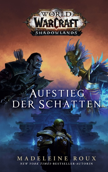 World of Warcraft: Aufstieg der Schatten - Die Vorgeschichte zu Shadowlands - cover