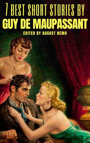 7 best short stories by Guy de Maupassant - cover