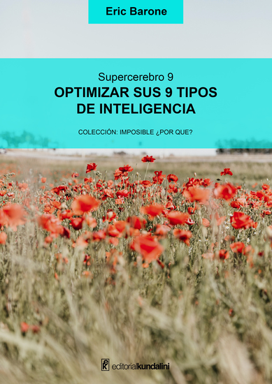 Optimizar sus 9 tipos de inteligencia - Supercerebro 9 - cover