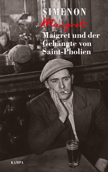 Maigret und der Gehängte von Saint-Pholien - cover