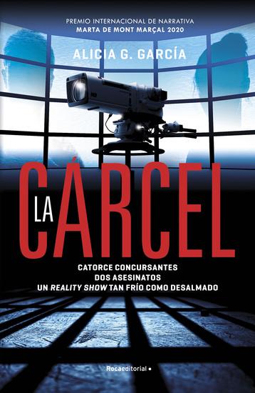 La cárcel - Premio Mont Marçal 2020 - cover