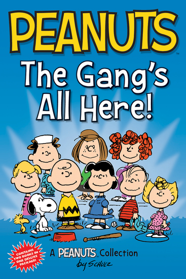 Peanuts: The Gang's All Here! - cover