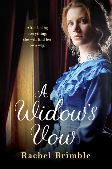 A Widow's Vow - a heart-wrenching ultimately uplifting saga - cover