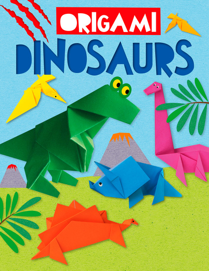 Origami Dinosaurs - cover