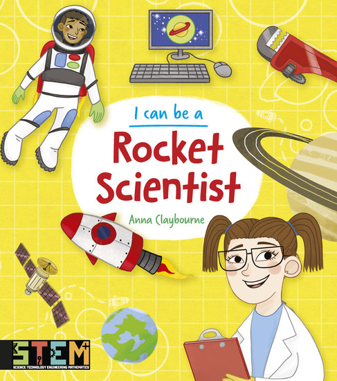 I Can Be a Rocket Scientist - cover