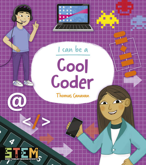 I Can Be a Cool Coder - cover