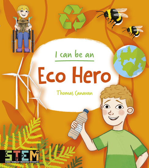 I Can Be an Eco Hero - cover