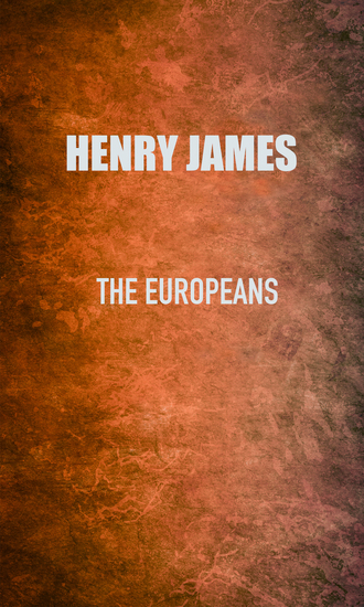 The Europeans - cover
