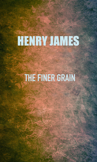 The Finer Grain - cover