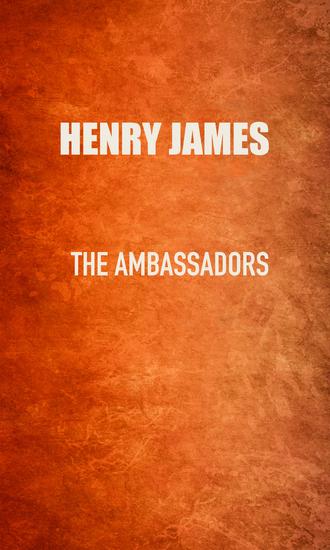 The Ambassadors - cover